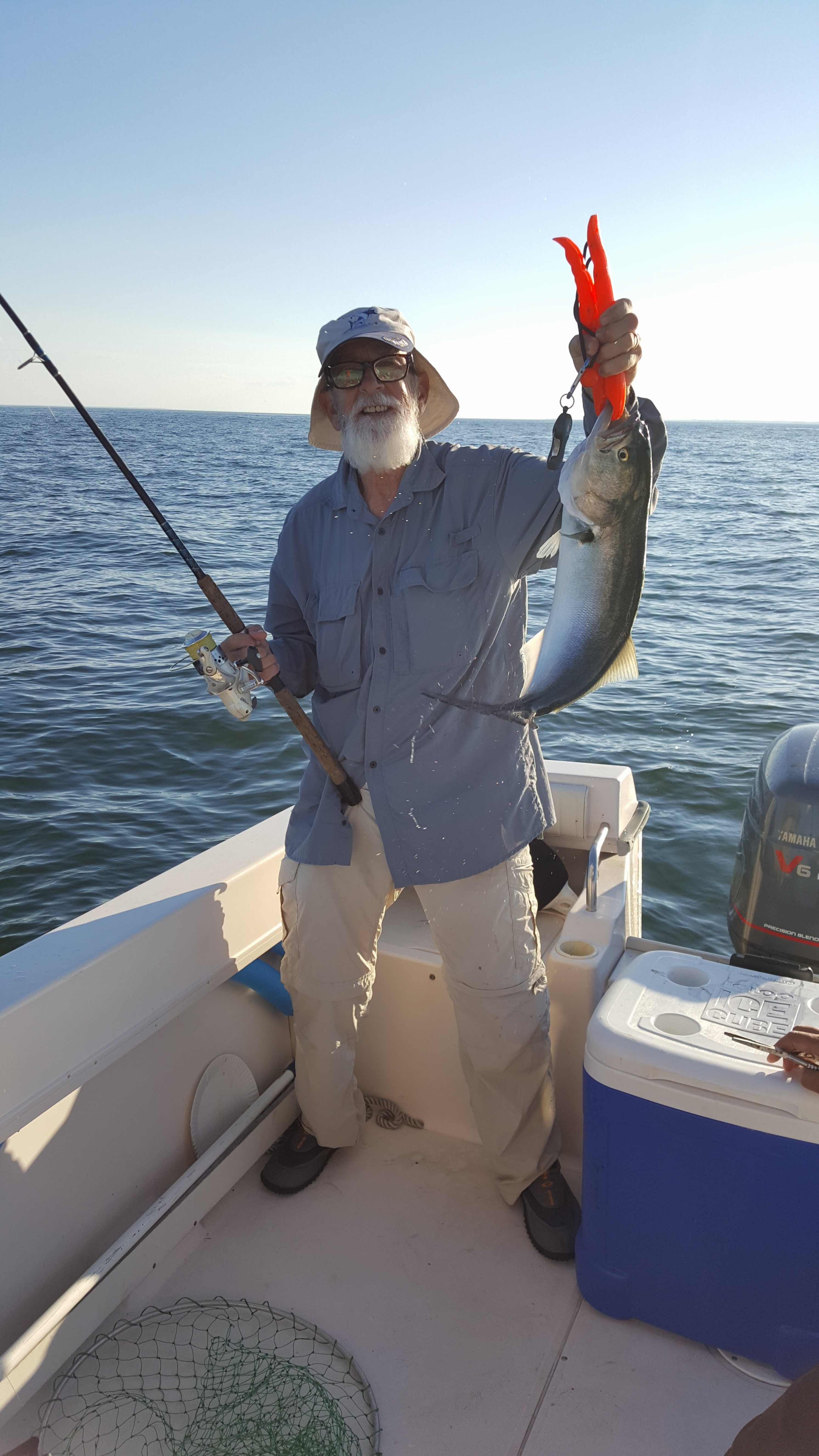 Fishing with my grandfather