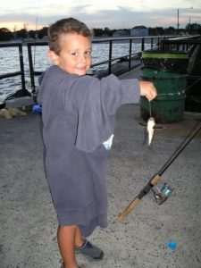 My first fish